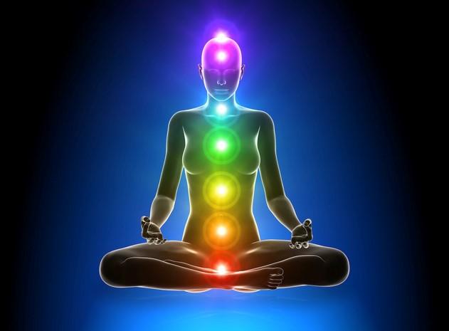 A Coluna de Chakras Unificada