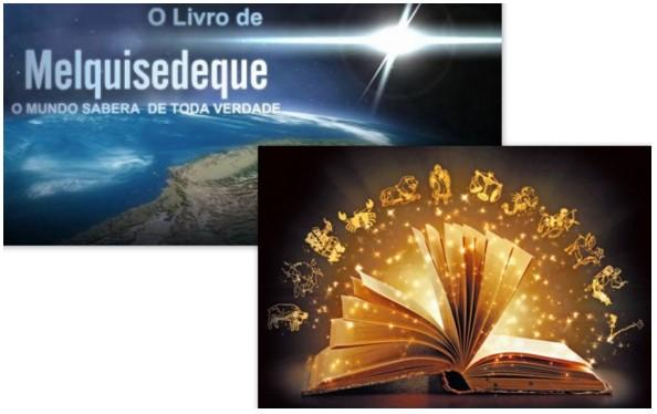 Pacotes de Luz do Livro de Ouro de Melquisedeque