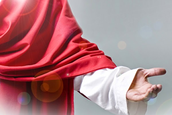 Resultado de imagem para Manto de cristo